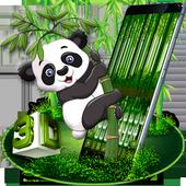 3d panda keyboard 10001006