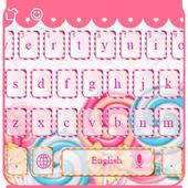 Pink Sugar Lollipop Theme 10001002