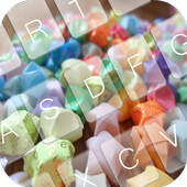 Origami Keyboard Theme Emoji 1.4