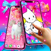 Cute kitty live wallpaper 15.1