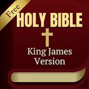 King James Bible (KJV) - Free Bible Verses + Audio 2.4.7