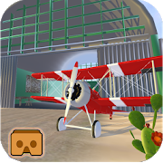 Air King: VR airplane battle-UsefulApps-Action