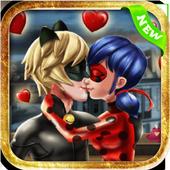 Miraculous Ladybug Love Cate Noire 2