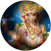 Lord Ganesha Fireflies LWP 1.0