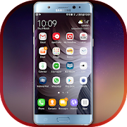 Samsung Galaxy Note 8 Launcher Theme 1.0.0