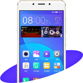 Theme for Gionee F5 / A1 1.0