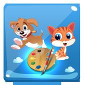 Colorir Gatos e Cachorros 1.0