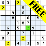 Sudoku FreeVolcano EntertainmentPuzzleBrain Games