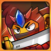 Ninja Go Legendary - Warrior Ninja War 2018 1.5