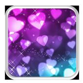 Pink Shiny Heart LiveWallpaper 1.1.7
