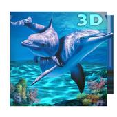 Ocean Waves Galaxy 3D Live Wallpaper 1.1.1