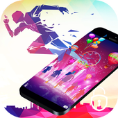 Colorful Running Life Theme 1.1.4