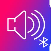 Bluethoot boost volume speaker