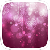 Lovely Pink Christmas Theme 1.0.0
