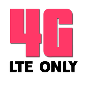 LTE Only Force 4G Network Software for VoLTE 1.1.3