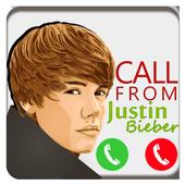 Fake Call Justin Bieber Joke 1.0