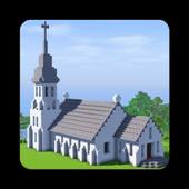 Best Church Model MinecraftDominewaPuzzle 2.0