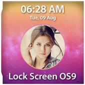 Lock Screen OS9 : Photo Lock 1.0