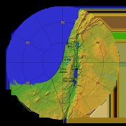 Rain Radar Israel 1.4