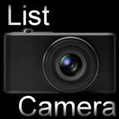 ListCamera 1.7