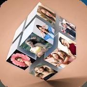 3D Cube PhotoFramePhotoEditor 1.7