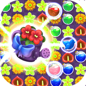 Garden Heaven Match 3: Blossom Mania Flowers Games 1.0