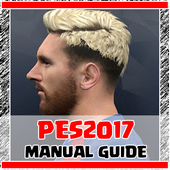 MANUAL GUIDE FOR PES 2017 1.1