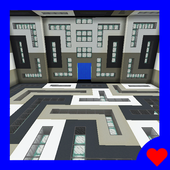 Find the Button: Insane Challenge. Map for MCPE 15.1