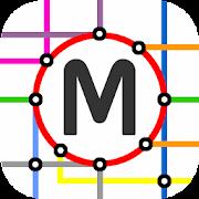 Genoa Metro & Rail Map 1.0