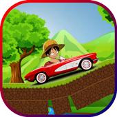 Luffy Car Racing Rush 1