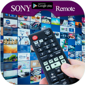 Remote control for sony TV 4.0