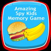 Amazing SpyKids Memory Game 2.0
