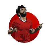 Mohamed Salah Stickers For WhatsApp 1.0