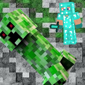 Super Creeper - Escape from Mine of Steve Craft 1.3