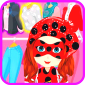 Miraculous Ladybug Cat Noir Games dress up 3.0