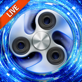 Fidget spinner live wallpaper 2.0.0.2090