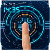 Fingerprint Lock Screen with Digital Clock Prank 9.2.0.1865_master_push_update