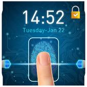 Mobile fingerprint style lock screen for prank 9.2.3.1923_master
