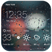 Locker with real-time weather 1.0.0.1810