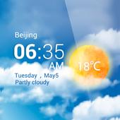 Global Weather Forecast Widget App 16.6.0.6271_50157