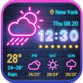 Sense Flip clock weather forecast 16.6.0.50015