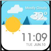 Daily Live Weather Widget εїз 15.1.0.45651