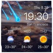 Today Weather& Tomorrow weather .⛅ 16.6.0.50022