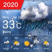 New 2018 Weather App & Widget 16.6.0.50015