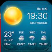 Local Weather Widget&Forecast 16.6.0.6365_50184