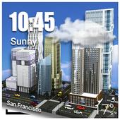 3D Mini Sky Super Widget Free 12.1.4.3540