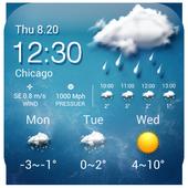 Today Weather& Tomorrow weather app⚡ 16.1.0.47610_47610