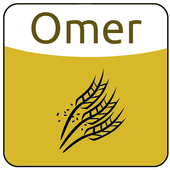 Counting the Omer Widget 1.04
