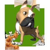 Dog Bone Handle 1.3