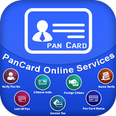 Online PAN card Correction,Search,Scan Verfiy 1.0